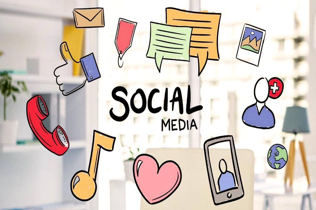 sociālo mediju mārketings